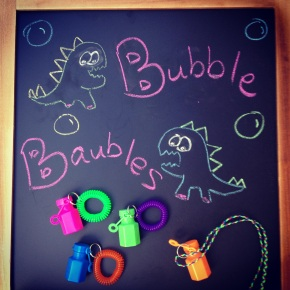 Bubble Baubles