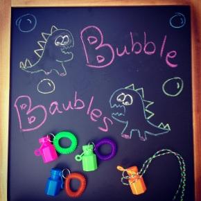 Bubble Baubles