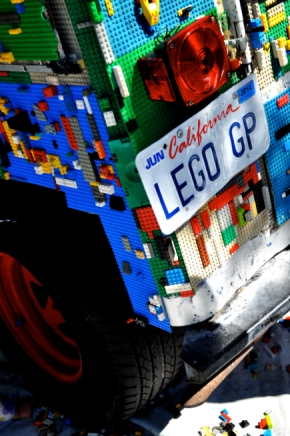 Maker Faire 2014 – The Lego Jeep!