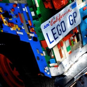 Maker Faire 2014 – The LegoJeep!