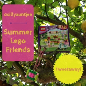 Summer Lego Tweetaway!