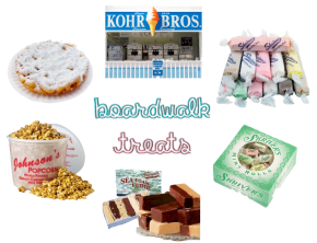 Favorite Things – Boardwalk Treats Edition!
