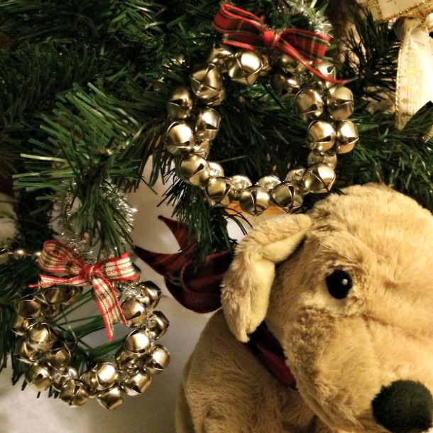 Bell Wreath Ornament